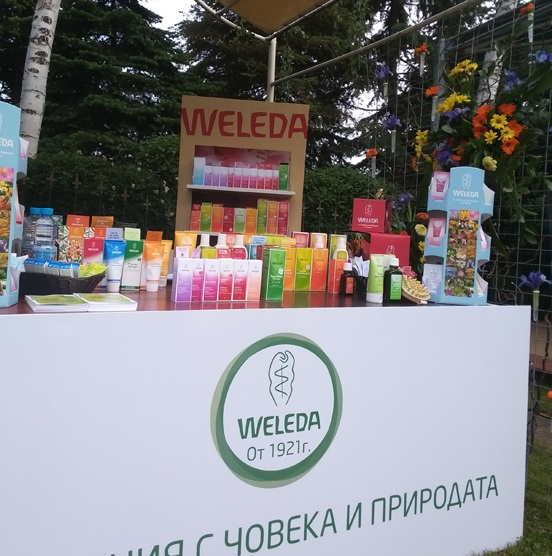WELEDA - In harmony with nature and the human being